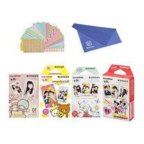 Fujifilm Instax Mini Film 4 Pack Bundle! Disney MICKEY &