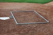 Trigon Sports Fully Adjustable Batters Box Template