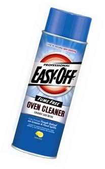 Easy Off Professional Fume Free Oven Cleaner Aerosol, 24