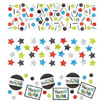 Amscan Fun-Filled Retirement Party Confetti Pack Decoration
