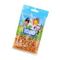 Perler Fun Fusion Beads 1000/Pkg-Gold