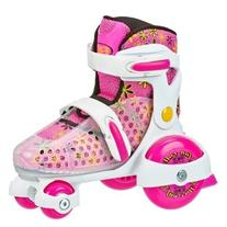 Roller Derby 1959M Fun Roll Girls Junior Adjustable Roller