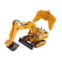 Big-Daddy Full Functional Excavator, Electric Rc Remote