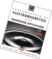 Fundamentals of Electromagnetics with Engineering