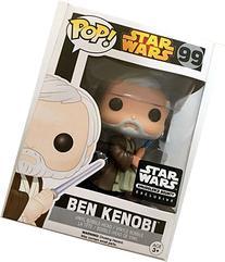 "Funko POP! Star Wars Ben ""Obi-Wan"" Kenobi Smugglers Bounty"