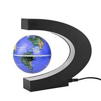 Funny C shape Decoration Magnetic Levitation Floating Globe