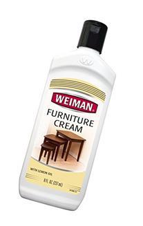 Weiman #04 8OZ Weiman Furn Cream with lemon oil
