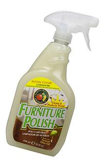 Earth Friendly Products Furniture Polish with Olive Oil, 22-