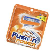 Gillette Fusion Power Blades - 4 CT