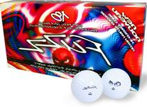 Fuzz Ball 18 Pack Low Compression Golf Balls