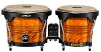 Meinl Percussion FWB190AF Free Ride Series Wood Bongos,