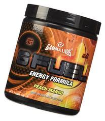 Gamma Labs G Fuel Peach Mango - 40 Servings