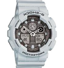 Casio G-Shock Big Case Digital-Analog GA100 Watch in Ice