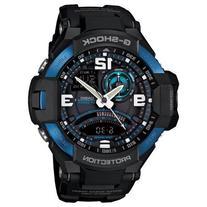 G-Shock GA1000-2B Master of Gravity Stylish Watch - Black /