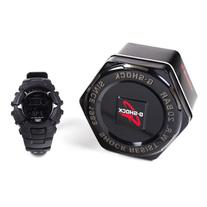 Casio G-Shock Multi-Band 6 Atomic-Solar Black Reverse LCD