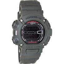 Casio Men's G9000-3V G-Shock Green Mudman Digital Sports
