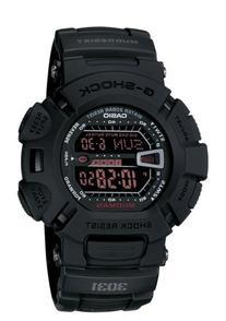 Casio Men's G9000MS-1CR G-Shock Military Concept Black