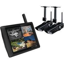 """Uniden G955 Wireless 9"""" Video Surveillance Monitor with 2"""