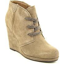 Dolce Vita Women's Gael Booties, Taupe, 8 B US