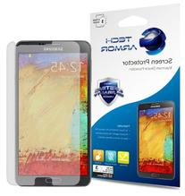 Galaxy Note 3 Screen Protector, Tech Armor Anti-Glare/Anti-
