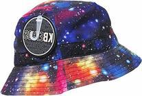 Galaxy Print Bucket Hat Boonie Cap