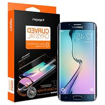 Spigen Curved Crystal Galaxy S6 Edge Screen Protector with