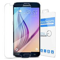 Galaxy S6 Screen Protector, Maxboost  Screen Protector For