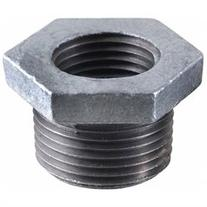 Ldr .25in. X .13in. Galvanized Hexagon Bushings 311B-1418