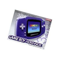 Nintendo Game Boy Advance - Indigo
