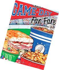 Game Day Fan Fare Cookbook