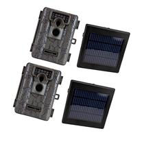 MOULTRIE Game Spy A-5 Gen2 5MP Trail Cameras +  Solar Power