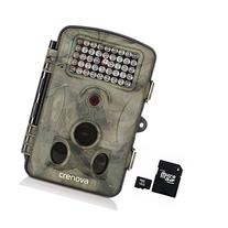 CRENOVA 12MP 1080P HD Game & Trail Hunting Camera Night