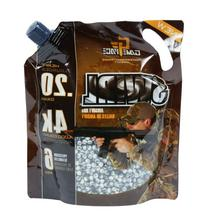 GameFace 4000 Count Match Grade Black/White Swirled Airsoft
