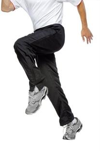 Gamegear Gamegear Plain Training Pant - Black - XS