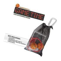 GameTime Basketball Play-Anywhere Miniature Sports