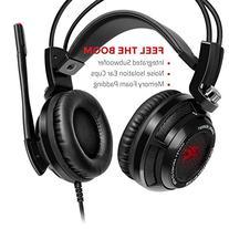 Sentey GS-4730 Virtual 7.1 USB DAC Gaming Headset Arches