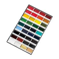 Kuretake Gansai Tambi Water Colors,  36-Color Set