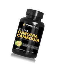 Pure Garcinia Cambogia Extract with 65% HCA; Made In USA;