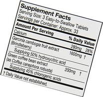 Purely Inspired Garcinia Cambogia Plus Tablets , 100 Count