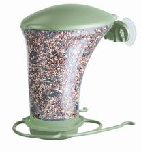 Garden Song 101-4 Dine Around Window Bird Feeder
