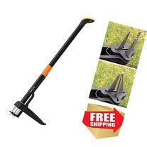 Best Garden Weeder Tool.Fiskars Uproot Weed And Root Remover