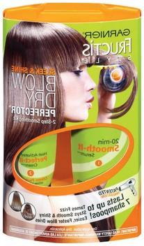Garnier Fructis Sleek & Shine Blow Dry Perfector, 3 Kits