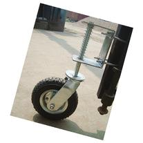 Gate Wheel with Suspension - 210-Lb. Capacity, 8in.