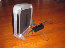 2Wire Gateway 3600HGV Internet Modem 4-Port Wireless Router