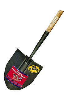 Bully Tools 92718 12-Gauge Irrigation Shovel with American
