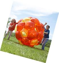 Orange and Yellow Incred-a-Ball GBOP Great Big Outdoor Play