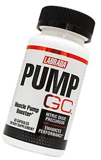 Labrada PUMP GC - Nitric Oxide Booster & Muscle Pump
