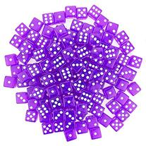 Bry Belly GDIC-003 100 100 Purple Dice - 16 mm