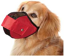 Guardian Gear Cordura Nylon Fabric Mesh Dog Muzzle, X-Large