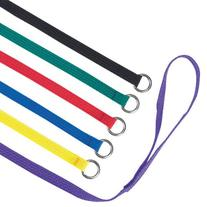 Guardian Gear 6-Feet Nylon Dog Kennel Lead, 6-Pack, Colors